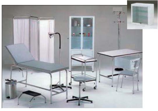 arredamento professionale per ambulatori e studi